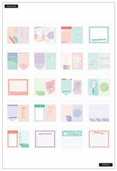 Mambi Happy Planner Tiny -tarrapakkaus Wellness