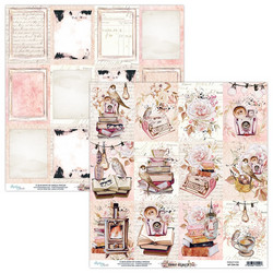 Mintay skräppipaperi Dear Diary 06