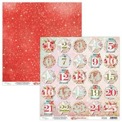 Mintay skräppipaperi Christmas Stories 05