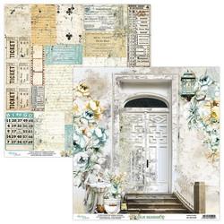Mintay skräppipaperi Old Manor 02