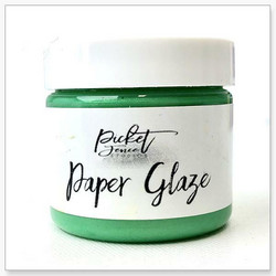 Picket Fence Paper Glaze, sävy Leaf Green