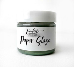 Picket Fence Paper Glaze, sävy Fern Green