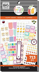 Mambi Happy Planner Value -tarrapakkaus Happy Hour