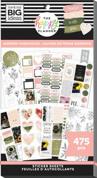 Mambi Happy Planner Value -tarrapakkaus Modern Farmhouse