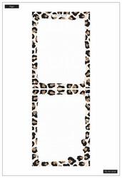 Mambi Classic Filler Paper paperipakkaus, Leopard