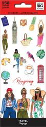 Mambi tarrapakkaus Travel, Rongrong