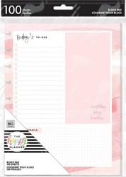 Happy Planner Block Pad -paperipakkaus, Biz Babe
