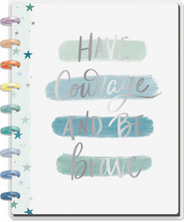 Mambi Classic Happy Notes -muistikirja, Have Courage & Be Brave