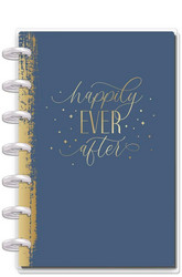 Mambi Mini Happy Notes -muistikirja, Happily Ever After Wedding Notebook