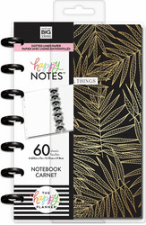 Mambi Mini Happy Notes -muistikirja, Notes & Things Leaves