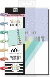 Mambi Mini Happy Notes -muistikirja, Shine Bright