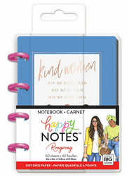 Mambi Micro Happy Notes -muistikirja, Kind Women, Rongrong
