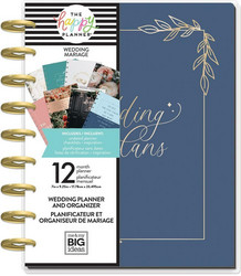Mambi Classic Planner -kalenteri, Wedding Plans