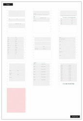 Mambi Classic Planner -kalenteri, Wedding Adventure