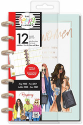 Mambi Mini Vertical Planner -kalenteri, Kind Women, Rongrong