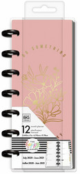 Mambi Skinny Mini Happy Planner -kalenteri, 12 kk, päivätty, Do Something Good