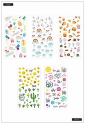 Mambi Happy Planner tarrat Mini Icons
