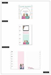 Mambi Planner Companion Classic -pakkaus, Rongrong