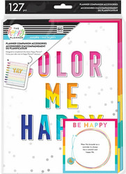 Mambi Planner Companion Classic -pakkaus, Color Me Happy