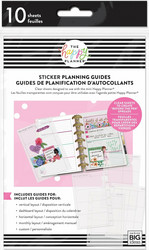 Mambi Mini Clear Sticker Planning Guide
