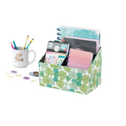 Happy Planner Accessory Storage Box  -säilytyslaatikko Monsterra