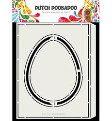 Dutch DooBaDoo Card Art Accordion Easter egg -sapluuna