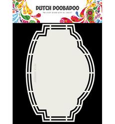 Dutch DooBaDoo Shape Art Hilde -sapluuna