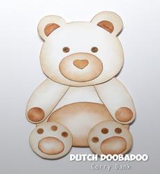 Dutch DooBaDoo Card Art Berenjacht -sapluuna