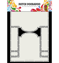 Dutch Doobadoo Card Art Stepper Label -sapluuna