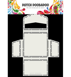 Dutch Doobadoo Shape Art Merci Scallop -sapluuna