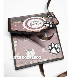 Dutch Doobadoo Shape Art Merci Scallop -sapluuna