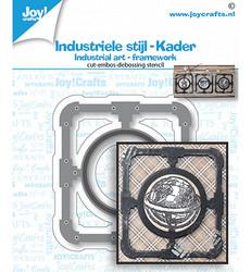 Joy! Crafts stanssi Industrial Art Framework