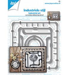 Joy! Crafts stanssisetti Industrial Art