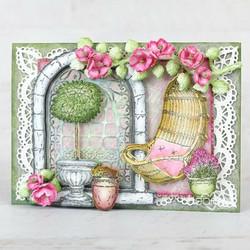 Heartfelt Creations Cottage Lifestyle -leimasin
