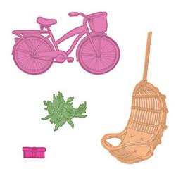 Heartfelt Creations Cottage Lifestyle -stanssisetti