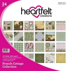 Heartfelt Creations Paperipakkaus French Cottage