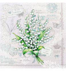Servetti Lily Of The Valley, 20 kpl
