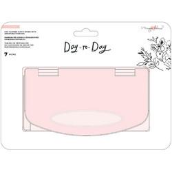 Crate Paper Maggie Holmes Day-To-Day Planner Punch Board, lävistäjä