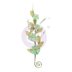 Prima Pretty Mosaic Mulberry paperikukat Aventurine