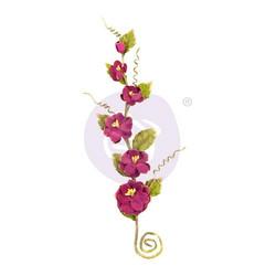 Prima Pretty Mosaic Mulberry paperikukat Spinel