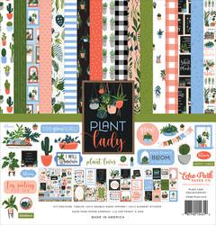 Echo Park Plant Lady -paperipakkaus, 12