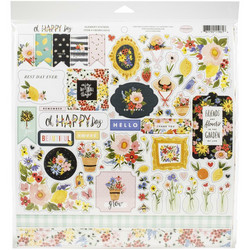 Carta Bella Oh Happy Day -paperipakkaus, 12