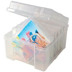 Advantus 6 Pack Photo Keeper -säilytyslaatikko