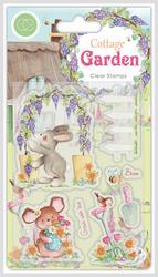 Craft Consortium Cottage Garden leimasinsetti Green Fingers