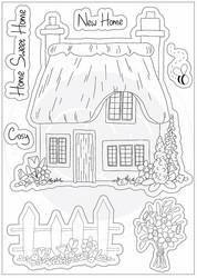 Craft Consortium Cottage Garden -leimasinsetti