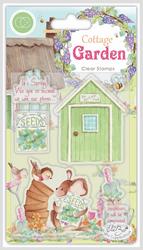 Craft Consortium Cottage Garden -leimasinsetti The Potting Shed
