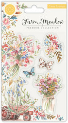 Craft Consortium Farm Meadow -leimasinsetti Florals