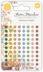 Craft Consortium Adhesive Pearls -tarrahelmet Farm Meadow