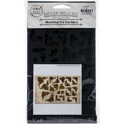 Prima Re-Design Decor Mould -muotti Montmarte Corners