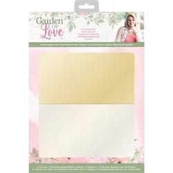 Sara Signature Garden Of Love Luxury Vellum -pakkaus